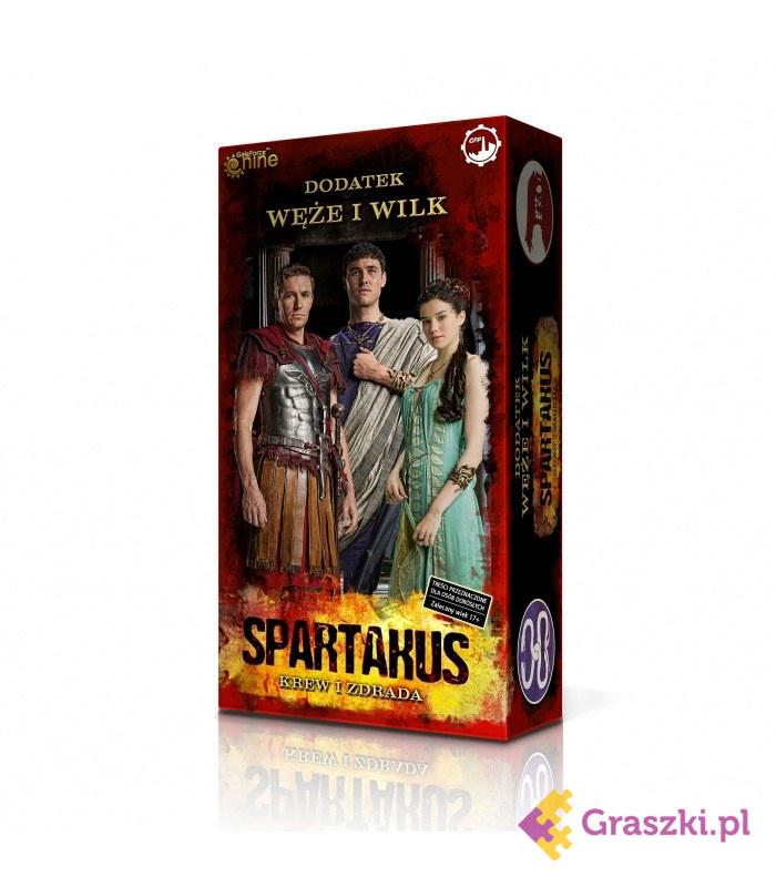 Spartakus: Węże i Wilki | GFP